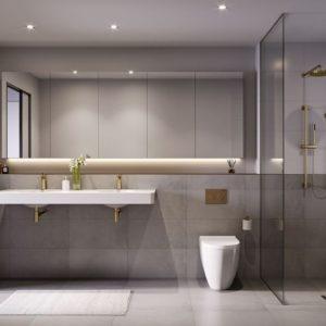 Grant Avenue, Hope Island Bathroom