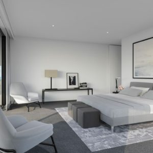 Infinity, Broadbeach Bedroom