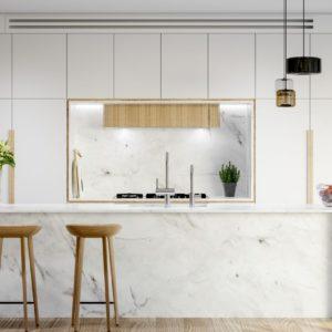 Infinity, Broadbeach Kitchen