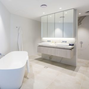 Northcliffe Residences, Surfers Paradise Bathroom