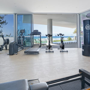 Northcliffe Residences, Surfers Paradise Gym Room