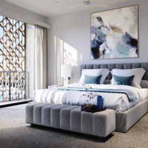 Palladium Waterfront Bedroom