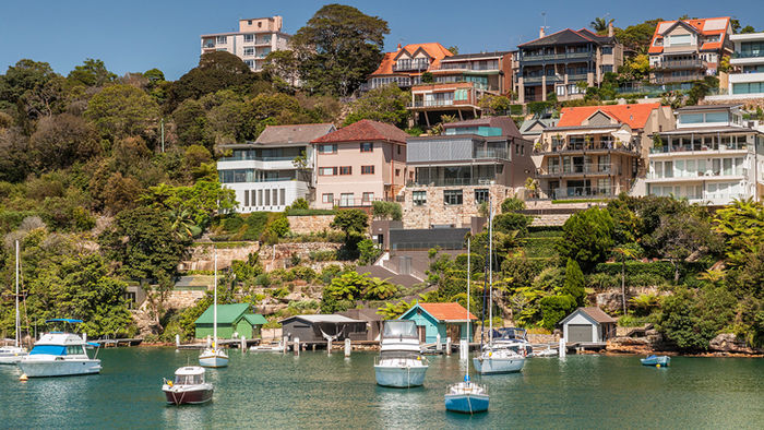 Property Sydney Tablet