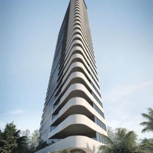 White Main Beach Trenert Gold Coast Apartments