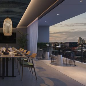 Residences Lounge1